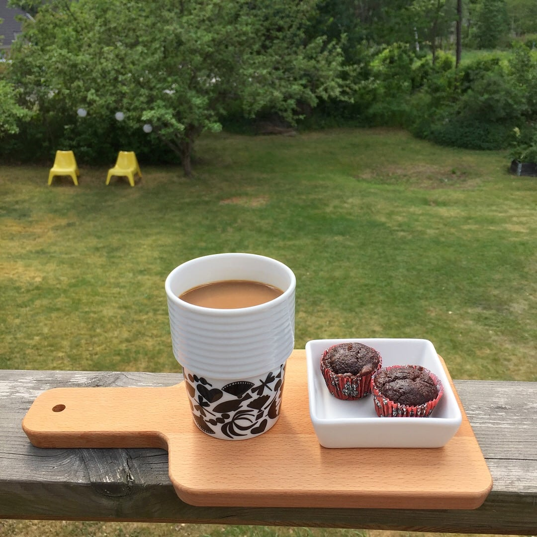 Glutenfria och sockerfria muffins