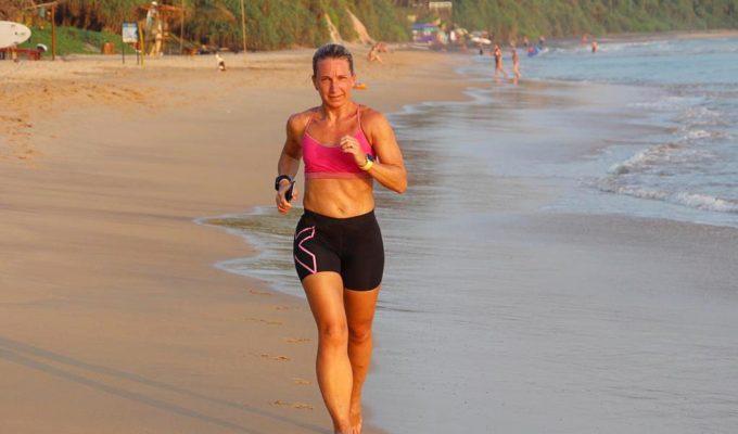 Sista löpningen på Sri Lanka