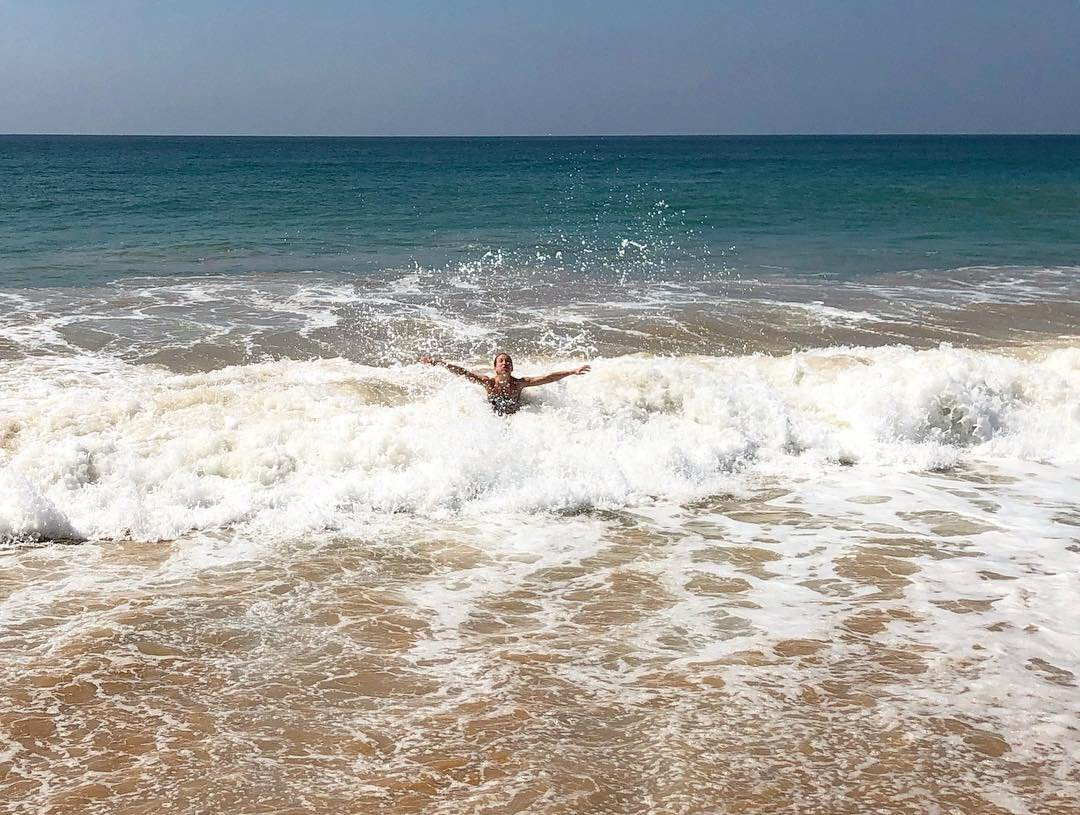Bada i havet