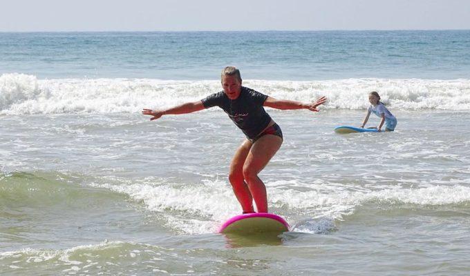 Jag surfar