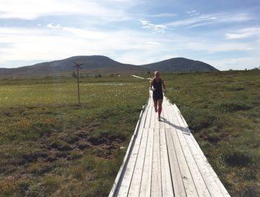 Löpning i Trysil