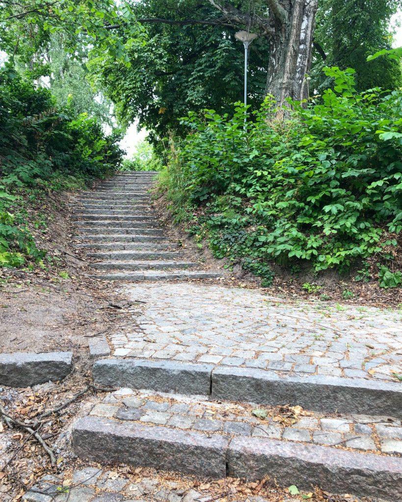 Del 2 av trappa