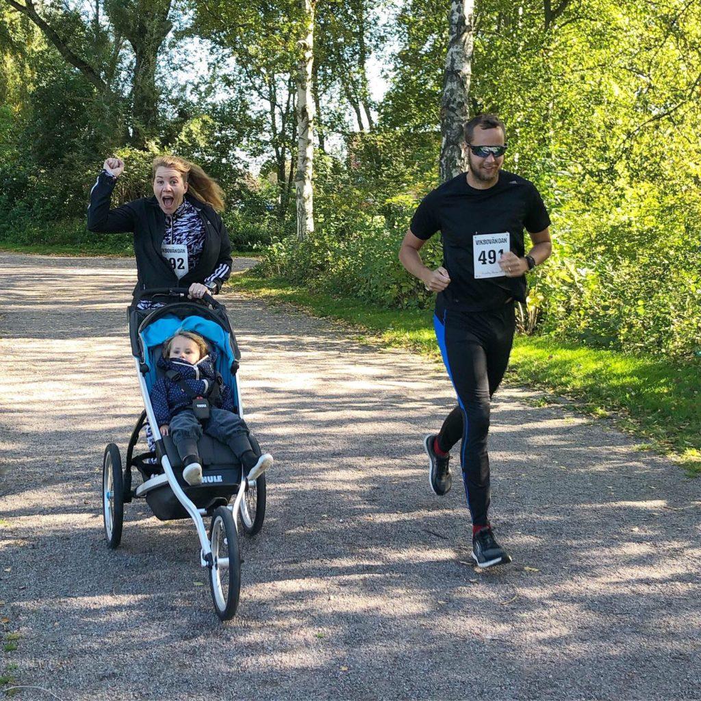 Familjen Foborg Run of Hope