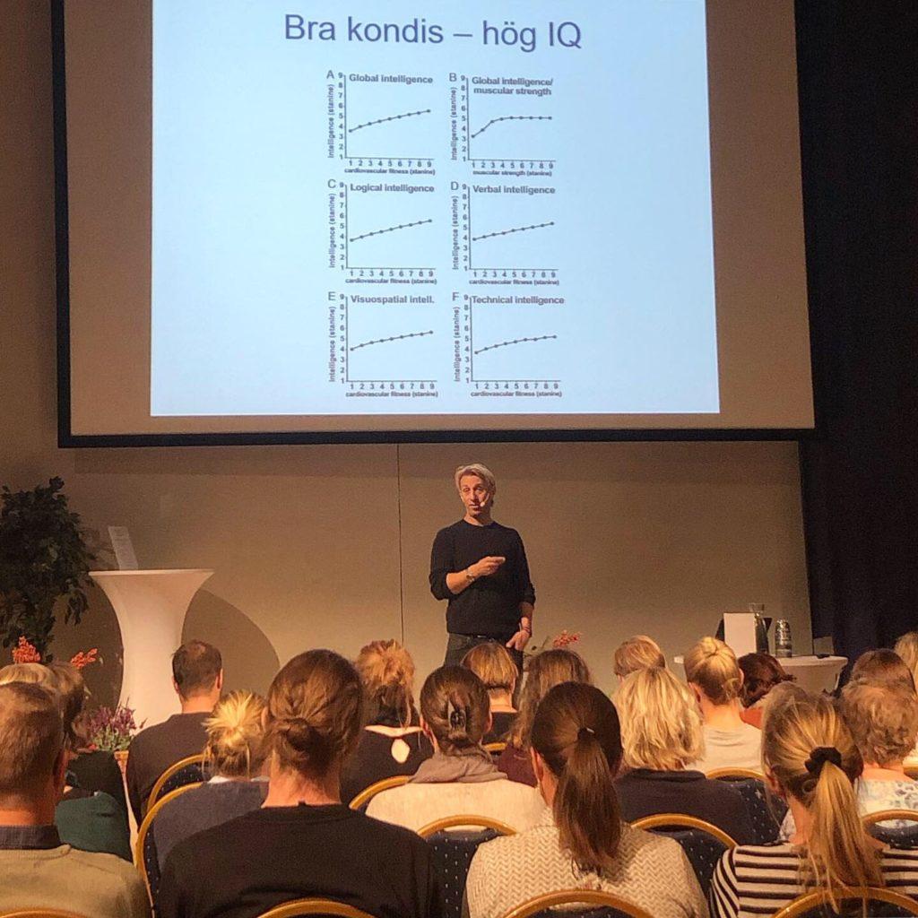 Föreläsning med Anders Hansen