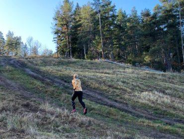 Yxbacken löpning