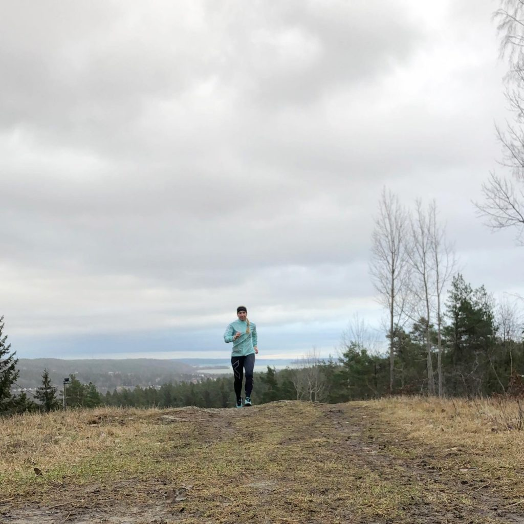 Löpning med utsikt