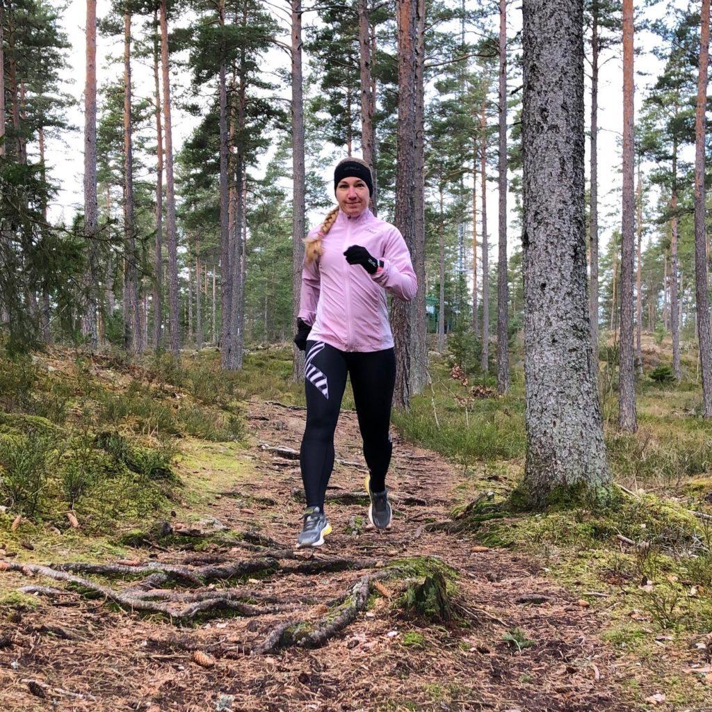 Älskade skogsstigar