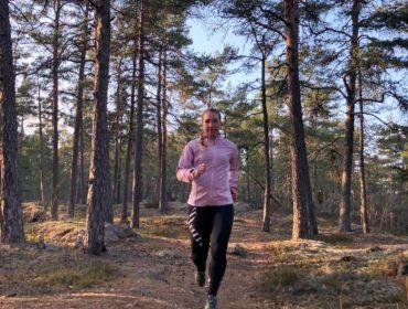 Löpning är bästa medicinen