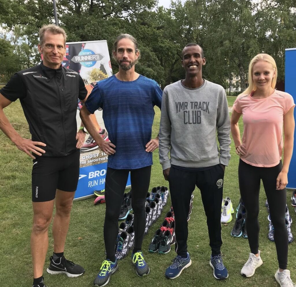 Run HAPPY-dag i Stockholm