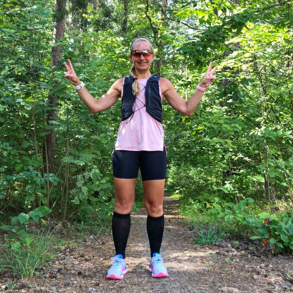 Det längsta jag någonsin sprungit - 23 km
