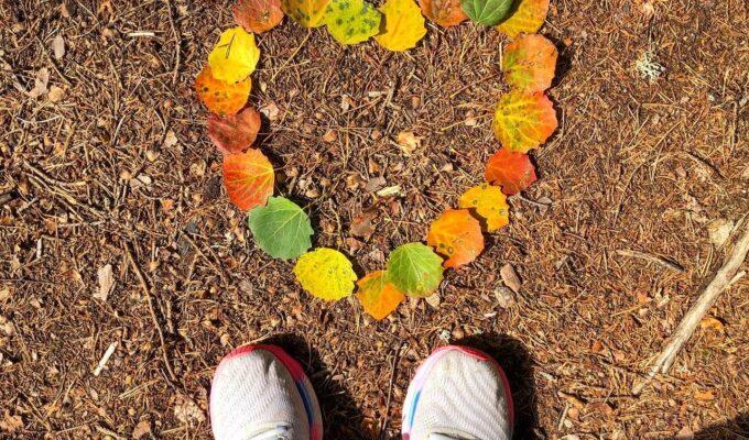 Höstens första dag