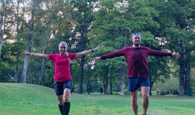 Springa tillsammans