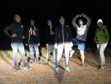 We run peking