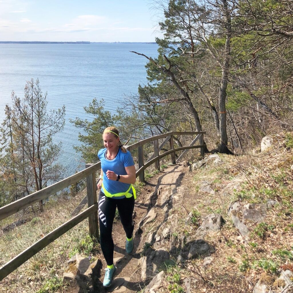 Löpning vid Bråviken