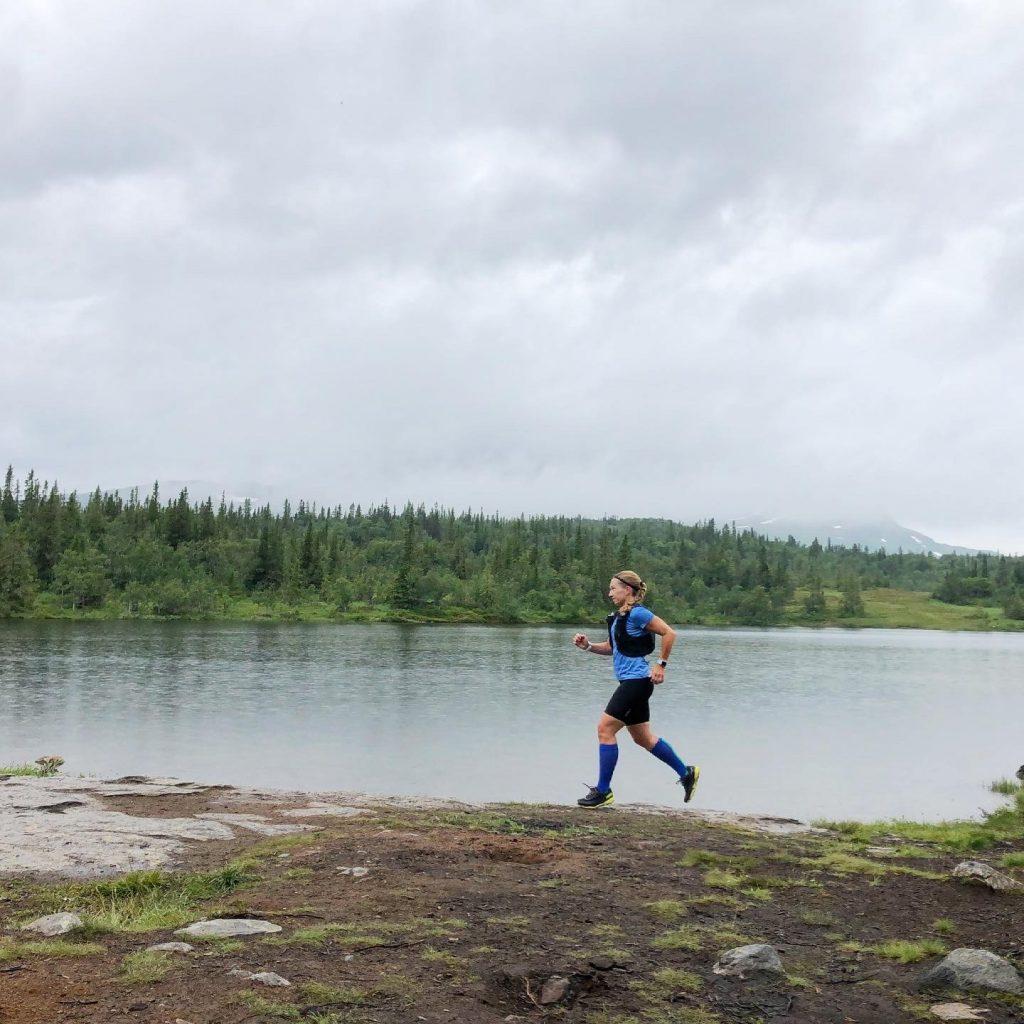 Byxtjärn löpning