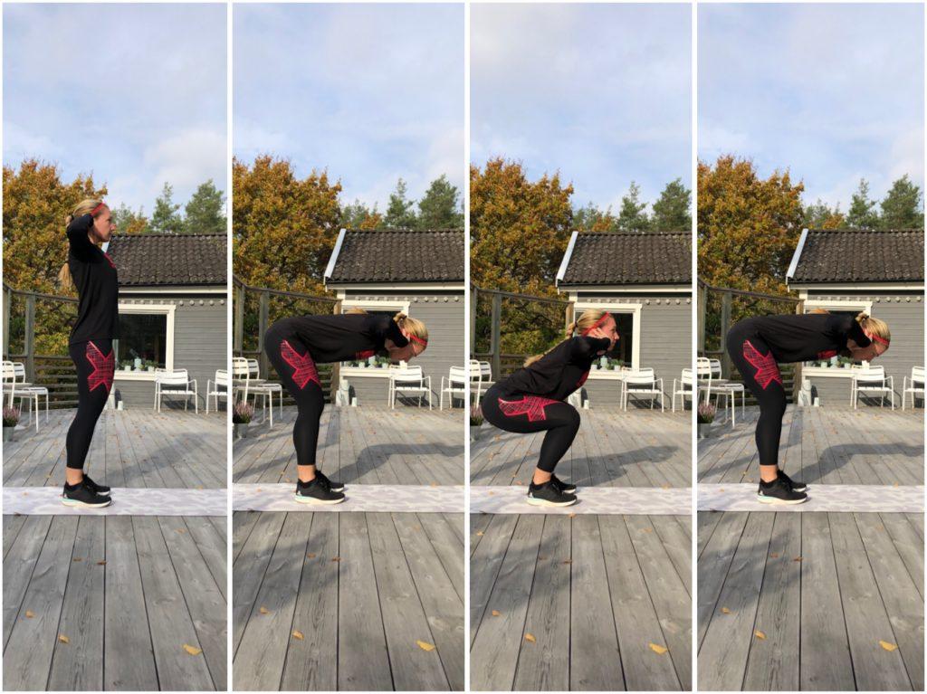 Kang squat