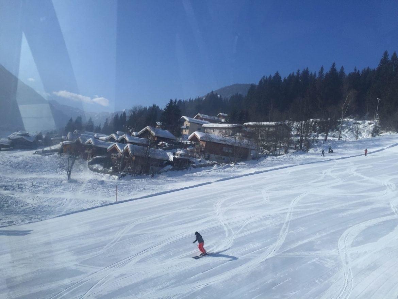 ski-in&ski-out