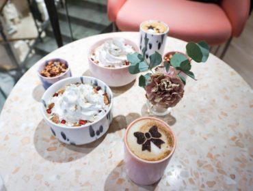 FLIK cafe frukost