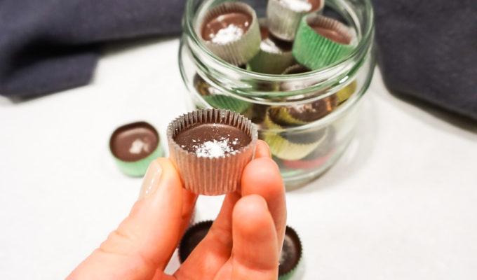 sockerfri ischoklad