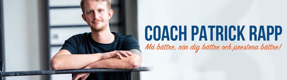 Coach Patrick Rapp