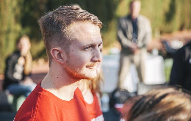 Patrick Rapp ny bloggare på SportHälsa