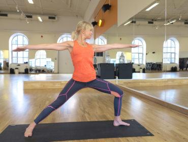 Yoga krigaren/Anna Lissjanis