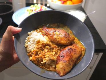 Kyckling med ris /annalissjanis.se