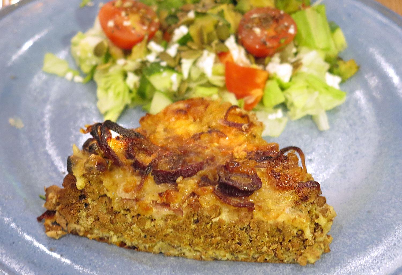 Quornpaj vegetariskt storkok