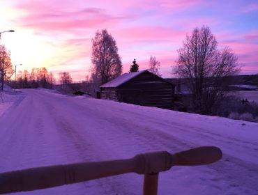 Spark i soluppgång /annalissjanis.se