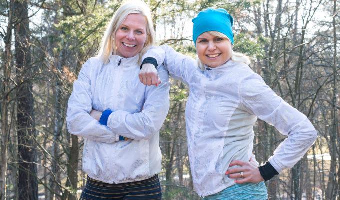 Milla Åkerlund & Anna Lissjanis - foto Sofie Lantto