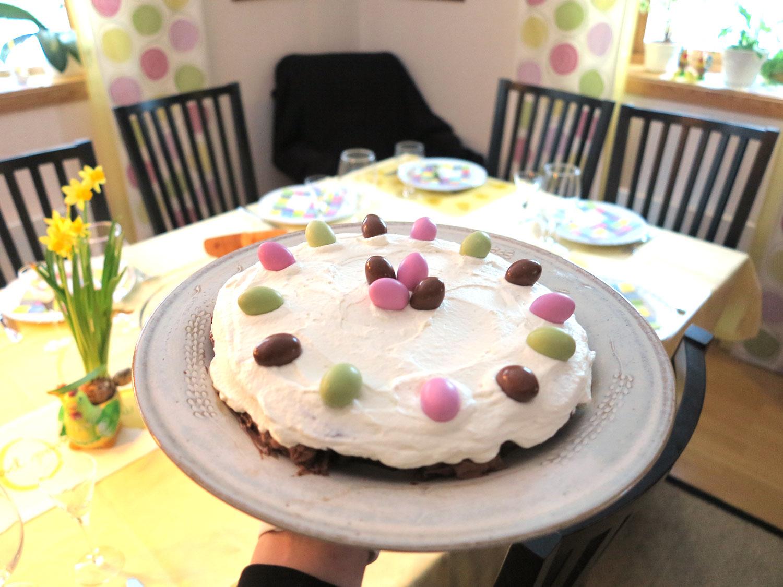 påskmat tårta