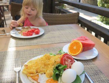 Frukost i Turkiet /Anna Lissjanis