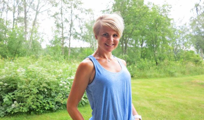 Anna Lissjanis på Åland