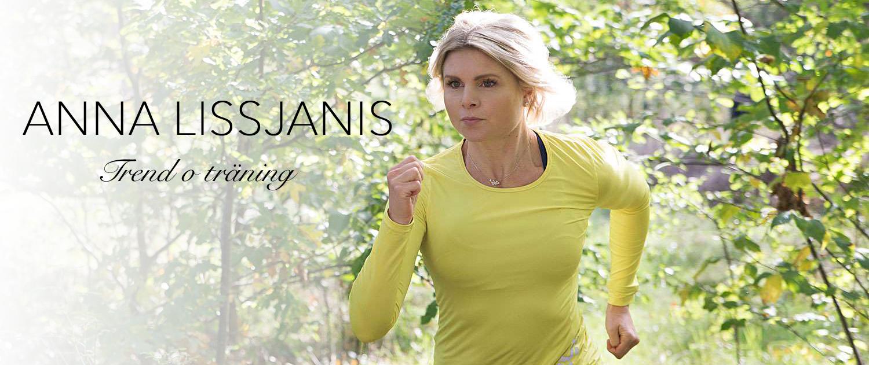 Anna Lissjanis - Trend o träning