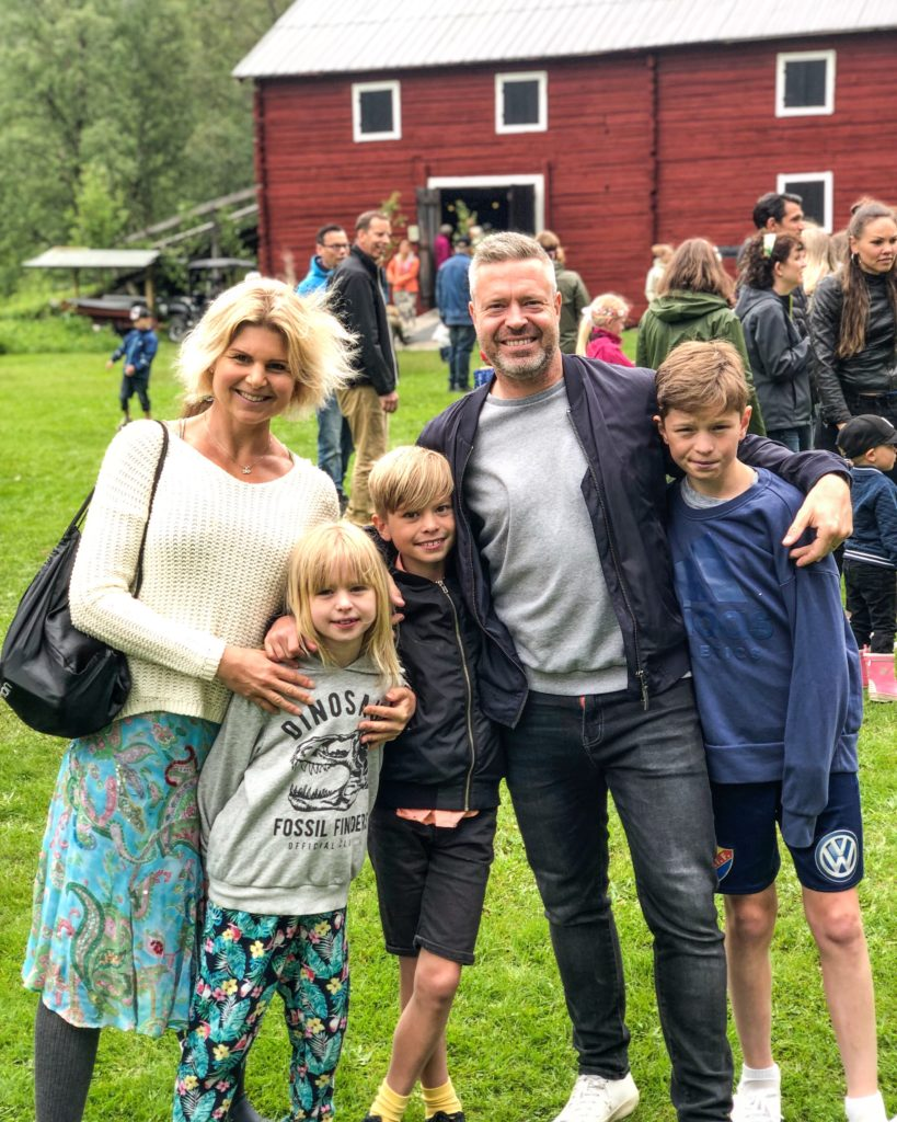 Midsommar Åre Anna Lissjanis