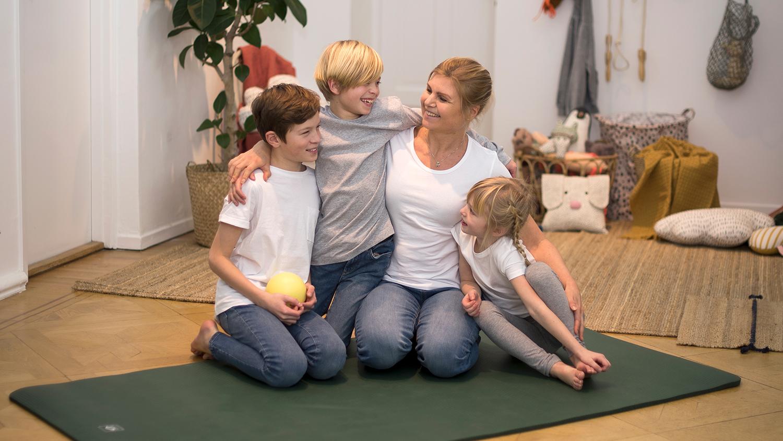 träning för barn