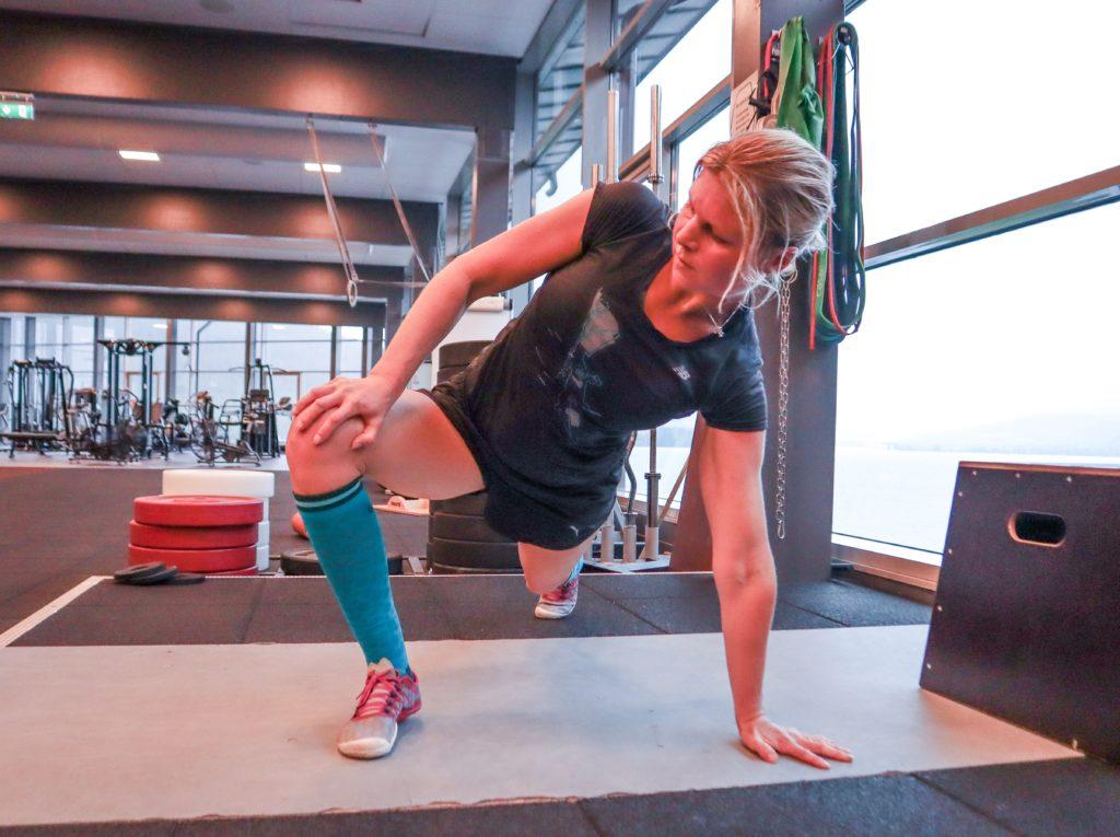 träning Anna Lissjanis