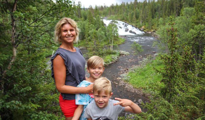 vattenfall i frostviken, Anna Lissjanis
