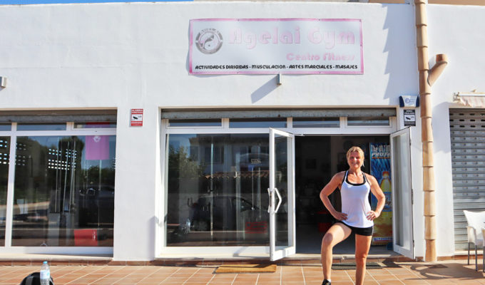 gym på Mallorca