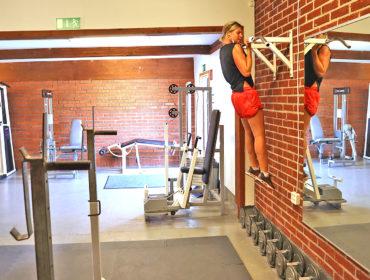 klättra på väggarna