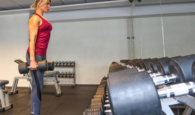 styrketräningsprogram