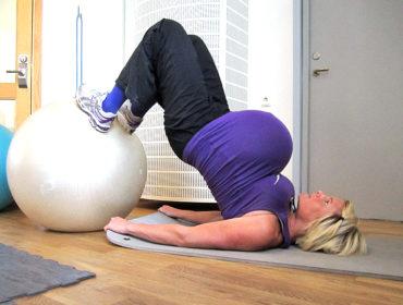 träningsprogram för gravida gravidträning