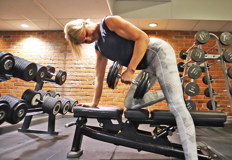 styrketräningsprogram Crossfit vs styrketräning