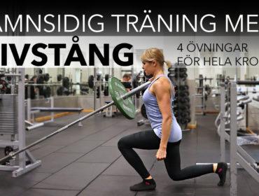 jämnsidig träning