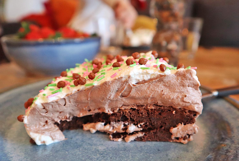 god chokladtårta