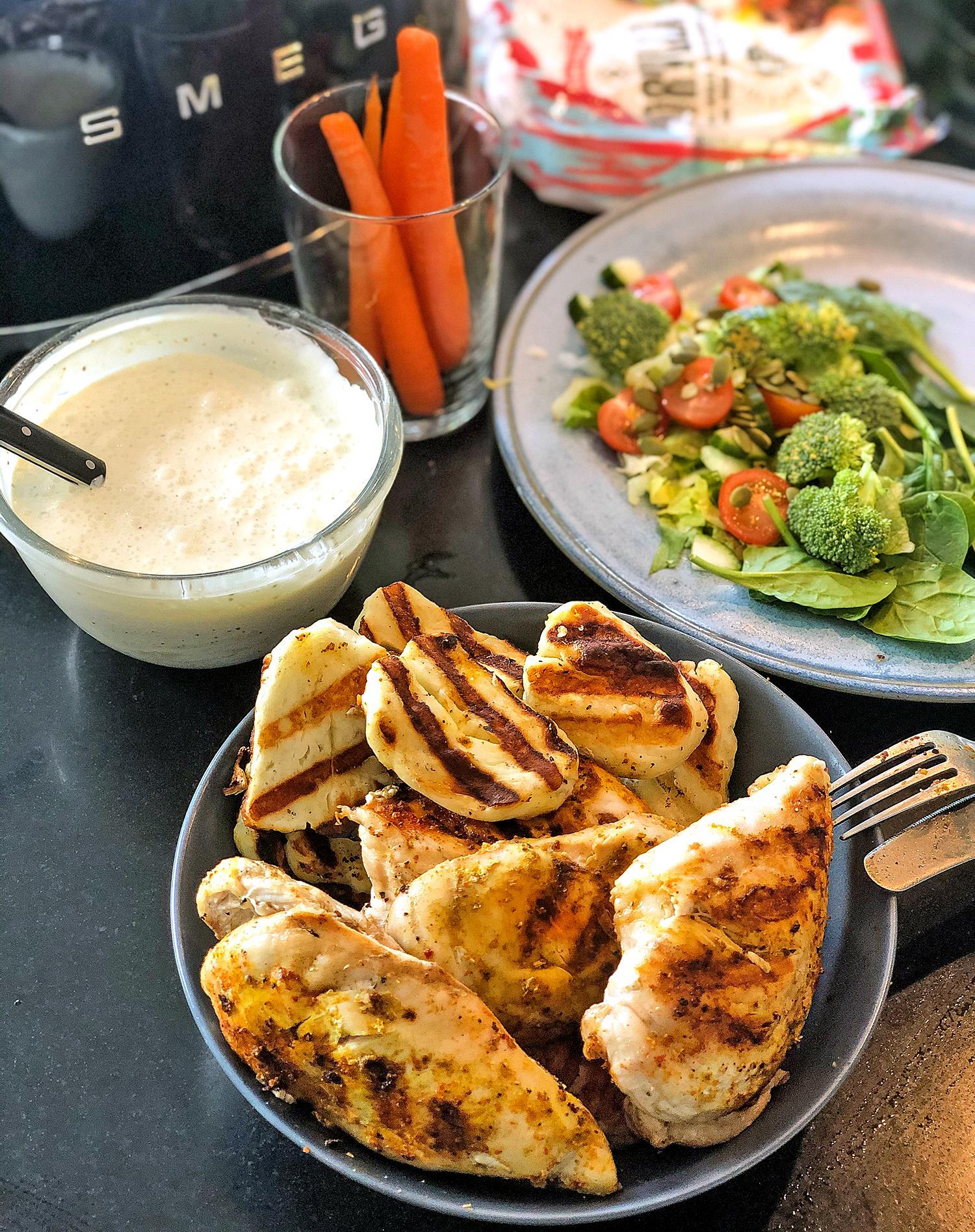 tidseffektiva middagar