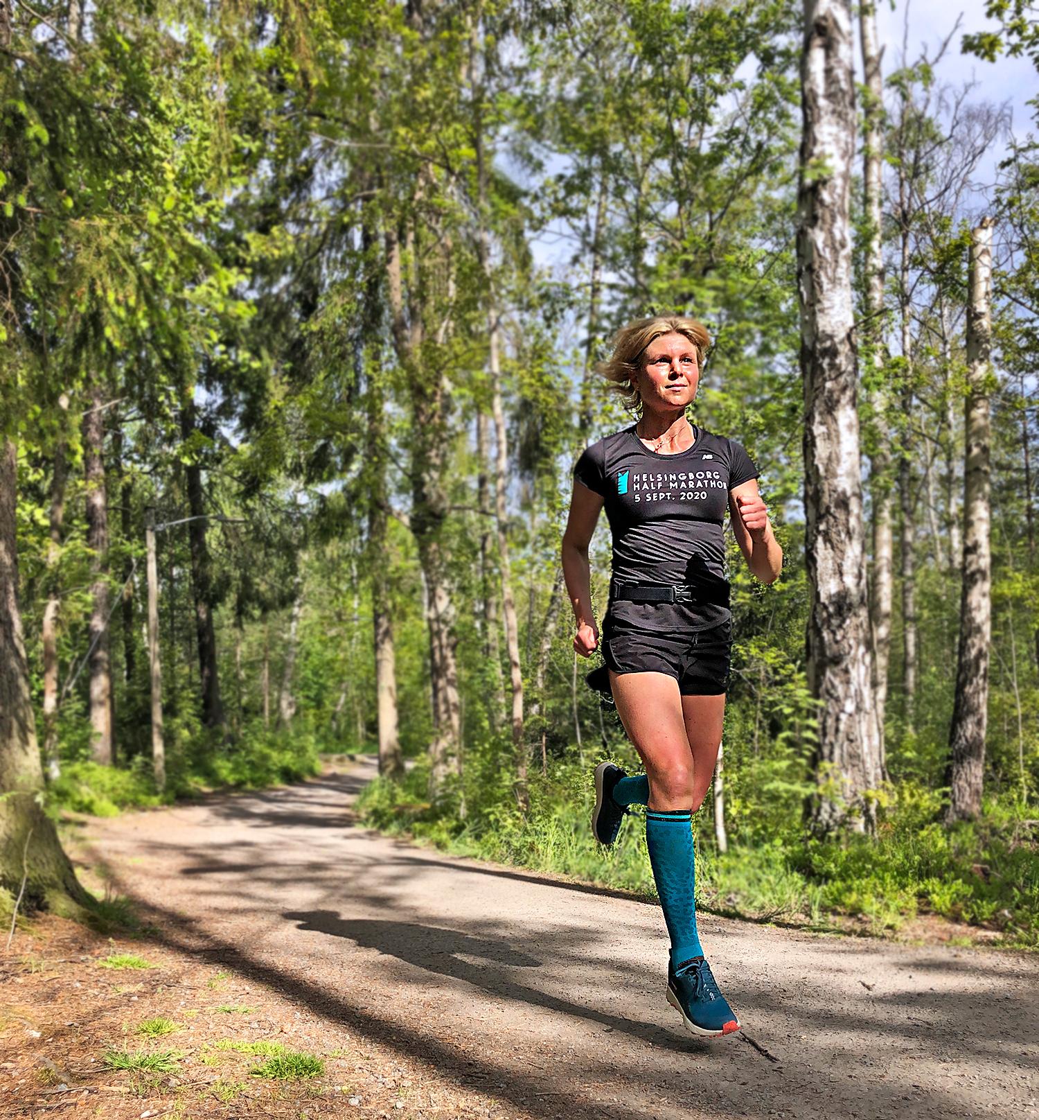startplats till Helsingborg Marathon