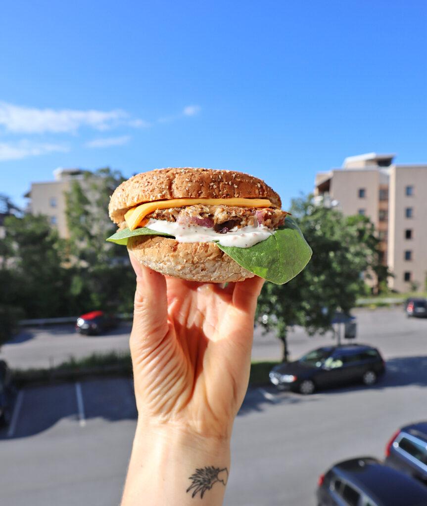 Tonfiskburgare & Co. – enkelt recept
