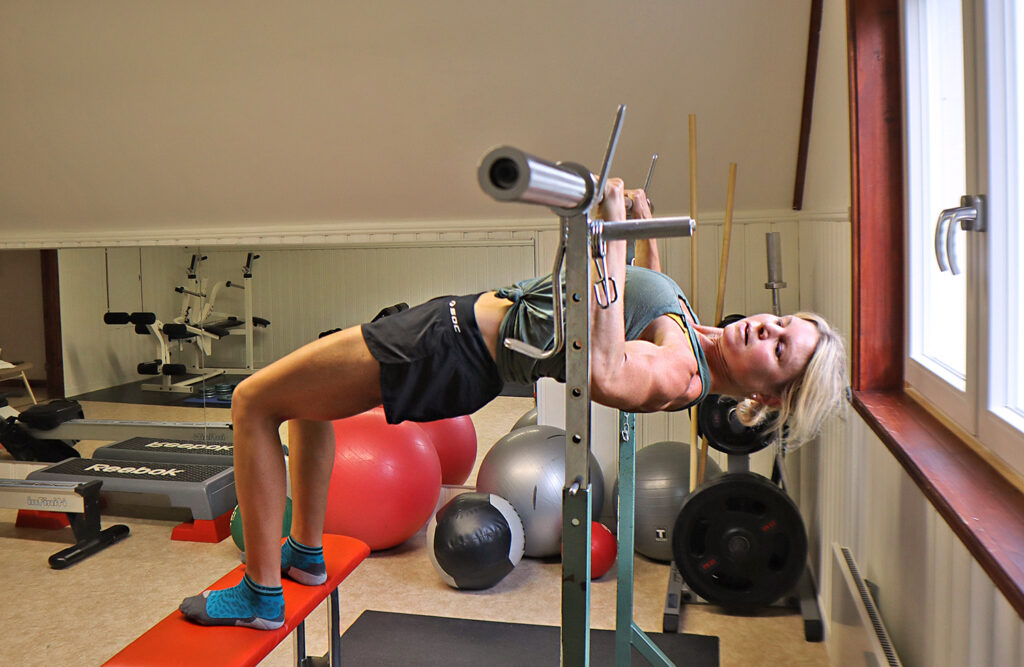 effektiv styrketräning