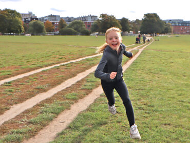 löpträning för barn